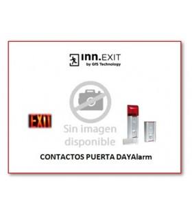 Contactos dispositivos disuasorios para motorización puertas emergencia ,EXIT-DAYAlarm. Inn Solutions
