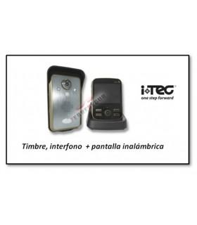 Timbre interfono + pantalla táctil , I-Tec