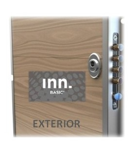 Puerta Exterior alta seguridad Inn Door Basic +, INN Solutions