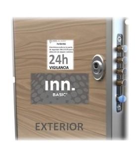 Puerta Exterior alta seguridad Inn Door Basic + con detección anticipada, INN Solutions
