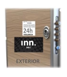 Puerta Exterior alta seguridad Inn Door PRO DUO con detección anticipada, INN Solutions