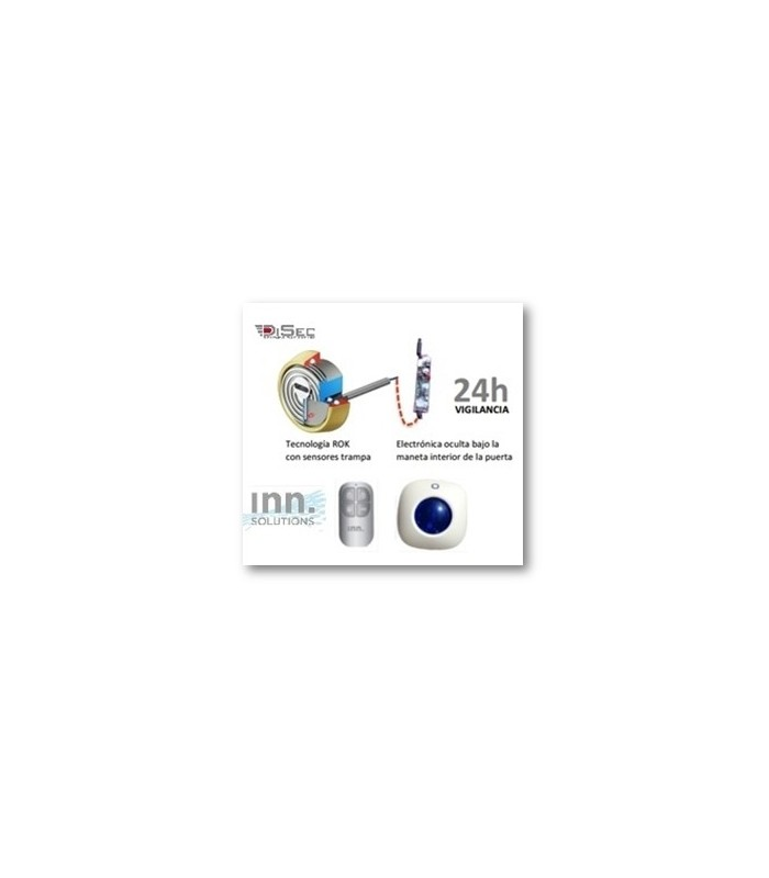 Kit de detección anticipada para puerta de vivienda, Inn Solutions
