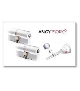 Pareja de Cilindros Alta Seguridad Protec 2, Abloy