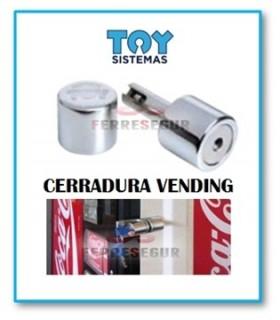 Cerraduras maquinas expendedoras o Vending,Toy