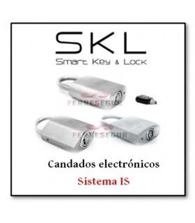 Candados electrónicos Sistema IS, SKL