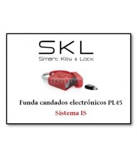 Funda candados electrónicos PL45 Sistema IS, SKL