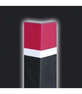 Protector de columnas de esquina ángulo recto de 650x300x20, serie PC012 Toptop