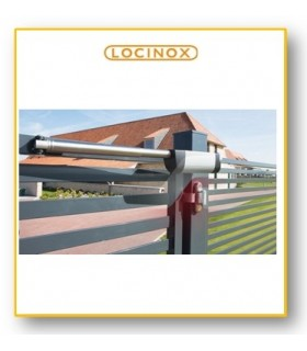 Cierrapuerta hidráulico inox SAMSON de Locinox