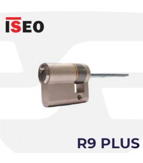 Cilindro R9 PLUS CON LENGUETA para antipánico., ISEO