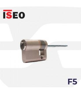 Cilindro F5 CON LENGUETA para antipánico,  ISEO