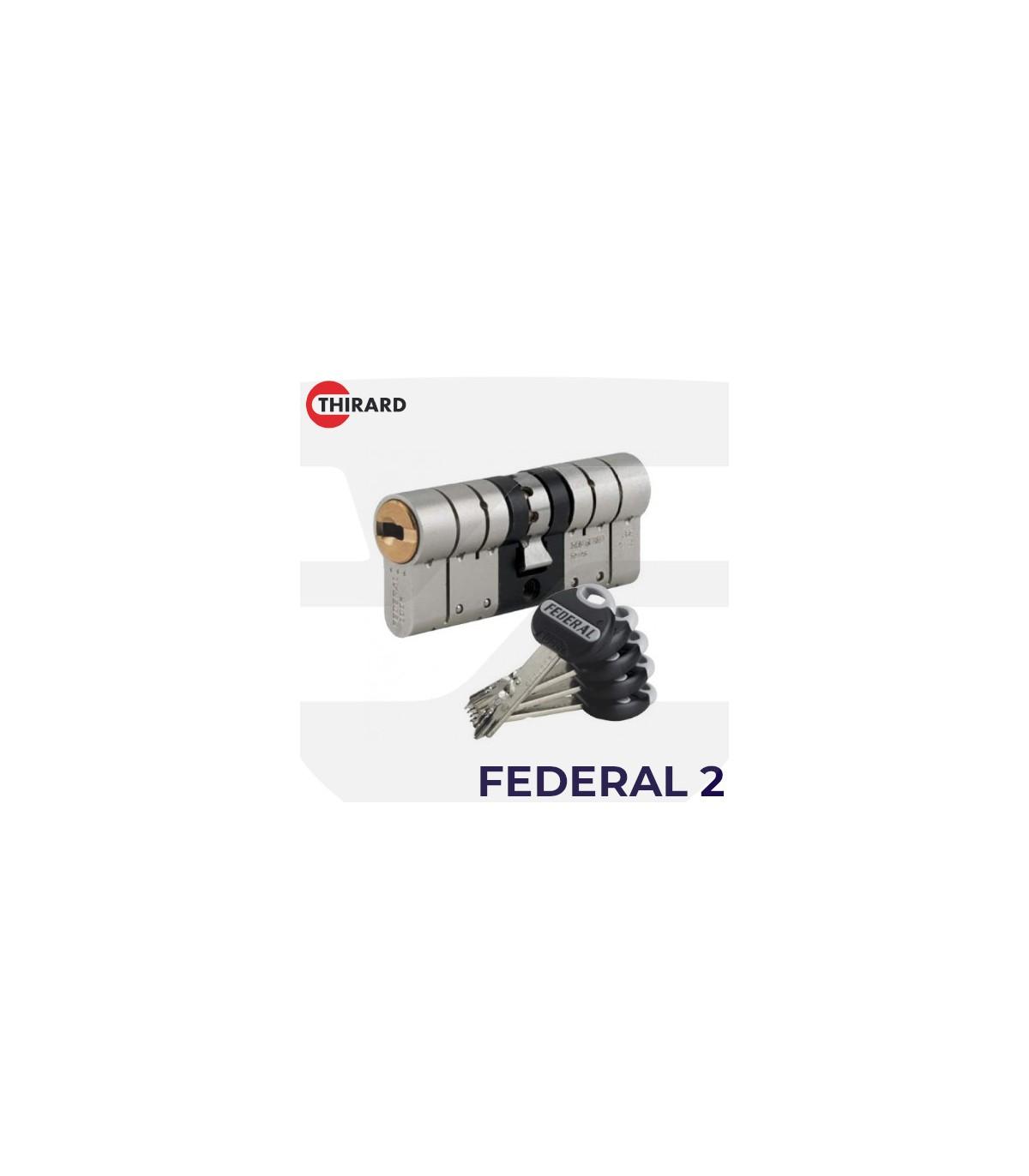 Cilindro thirard federal 2