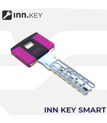 Cilindro alta seguridad Inn Key Smart, Vds Bz+, Sistema Key Control,INN