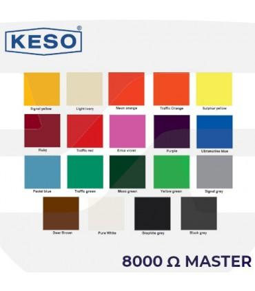 8000Ω2 Master, KESO. Cilindro Alta Seguridad