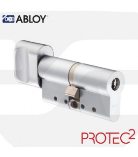 Cilindro Alta seguridad Protec 2 con pomo, Abloy