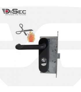 Escudo protector para puertas RF., Disec