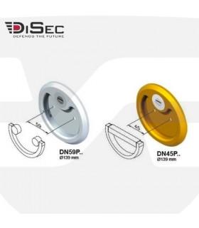Escudo de alta seguridad para puertas basculantes, Disec