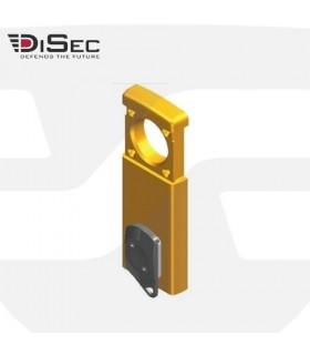 Escudo protector magnetico, 55 mm. Perfil redondo MG 410, Disec