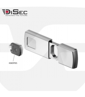 Escudo protector magnetico puertas enrollables, MG740 Disec