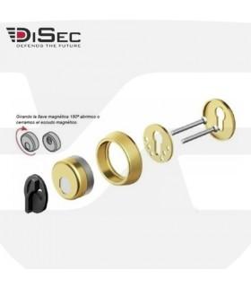 Escudo protector magnetico redondo, MRM29E, Disec
