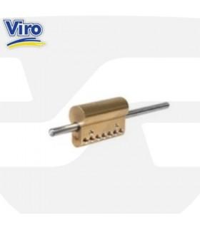 Accesorio instalación escudos alta seguridad de perfil europeo, VIRO