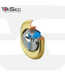 Escudo blindado de alta seguridad monolito Atra-Kiuso,Serie ROK,  Disec