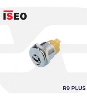 Cilindro R6 ROSCADO M25 con microinterruptor, ISEO