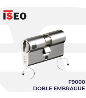 Cilindro mecatrónico F9000, CSFMechatronic System, ISEO