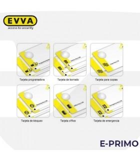 Cilindro Alta seguridad Electrónico e-primo Air,, EVVA