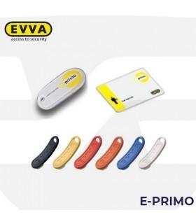 Medios de usuario e-primo, EVVA