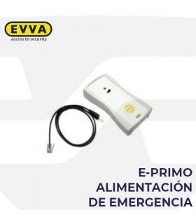 Alimentación de emergencia e-primo, EVVA