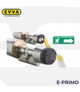Función emergencia e-primo, EVVA