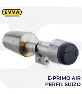 Cilindro Alta seguridad Electrónico P.Suizo e-primo Air, EVVA