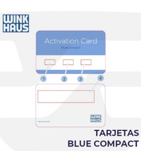 Tarjetas de cilindro electrónico BlueCompact, Winkhaus