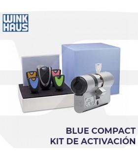 Kit de activación con cilindro electrónico con BlueCompact B01, Winkhaus