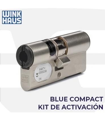 Kit de activación con cilindro electrónico 1 lado BlueCompact, Winkhaus