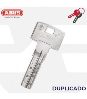 Copia de llave cilindro barras trasversales PR ,  ABUS