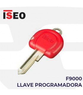 Llave electronica programadora F9000, CSFMechatronic System, ISEO