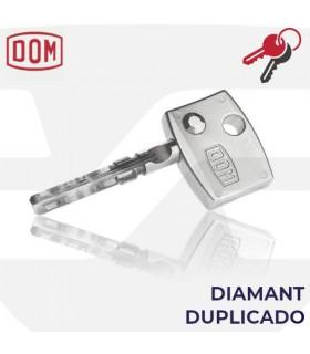 Llave copia Cilindro Diamant, DOM