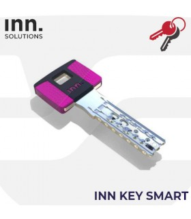 Llave copia Cilindro Inn Key Smart, INN