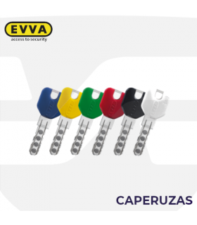Caperuza color llave cilindros, EVVA