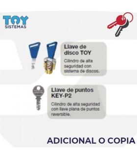 Llaves seguridad cerraduras ,Toy