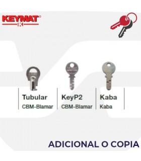 Llaves seguridad cerraduras ,Keymat