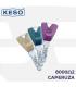 Caperuza color llave Cilindro 8000Ω2, KESO