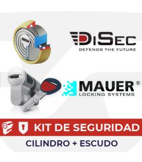Kit cilindro Alta Seguridad NW5 + Rok . Mauer, Disec.