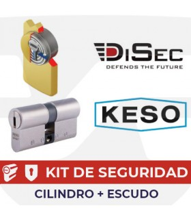 Kit 8000Ω2 Master + LG280 Rock, Keso, Disec
