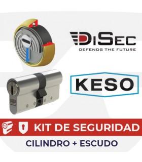 Kit  8000Ω2 Premium+ Rock ,Keso, Disec