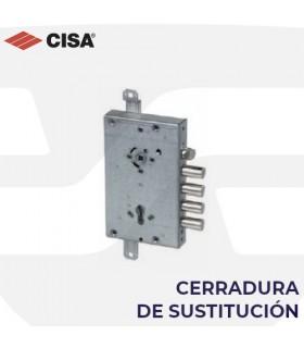Cerradura sustitución COMFORTLOCK en puertas acorazadas de perfil europeo, CISA