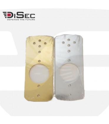 Regruesos para escudos protectores cilindro seguridad , Disec