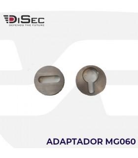 Adaptador placa para escudos MG060, Disec