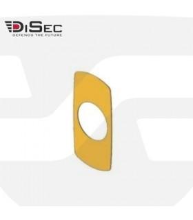 Embellecedor escudo protector cilindro seguridad , Disec